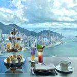best English high tea venues Hong Kong