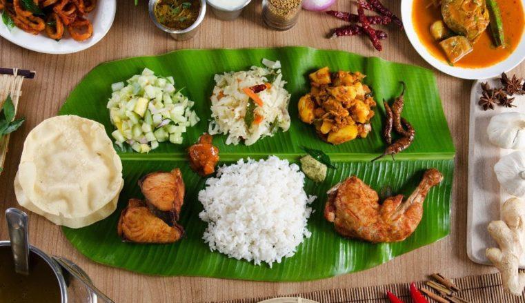 kanna curry house banana leaf pj