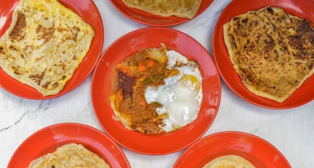 pak ali roti canai tsunami famous dishes malaysia on delivery