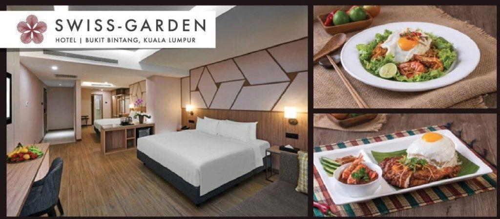 swiss garden kl malaysia quarantine package hotel food