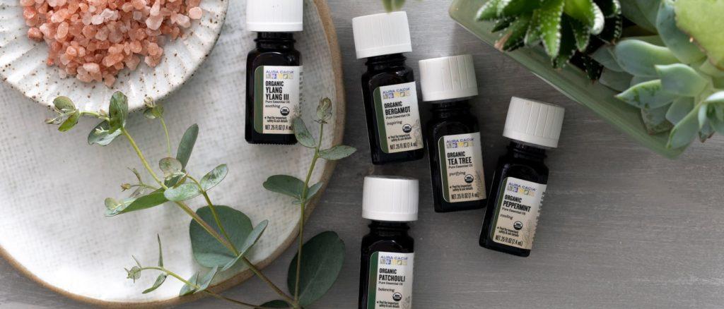 Aura Cacia essential oil